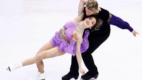Meryl Davis and Charlie White (USA) — Figure Skating