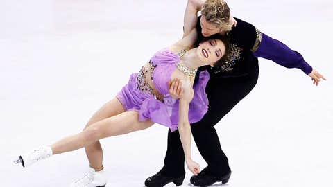 Meryl Davis and Charlie White (USA) — Figure Skating