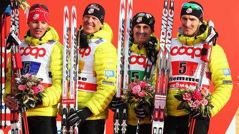 US Nordic Combined Team