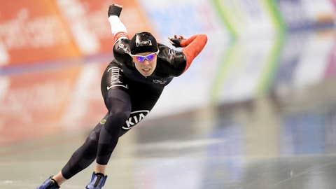 Christine Nesbitt (Canada) — Speed Skating