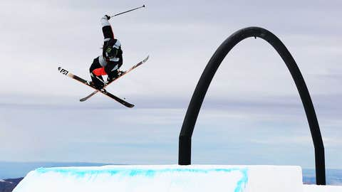 James Woods (Great Britain) — Freestyle Skiing