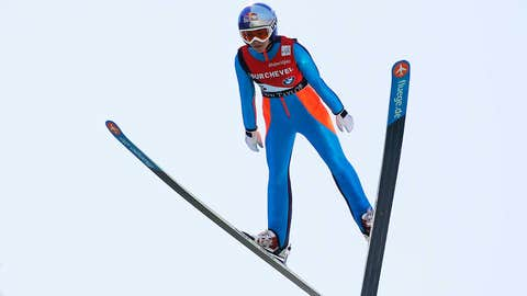 Sarah Hendrickson (USA) — Ski Jumping