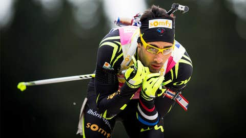 Martin Fourcade (France) — Biathlon