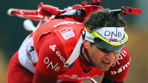 Ole Einar Bjoerndalen (Norway) — Biathlon
