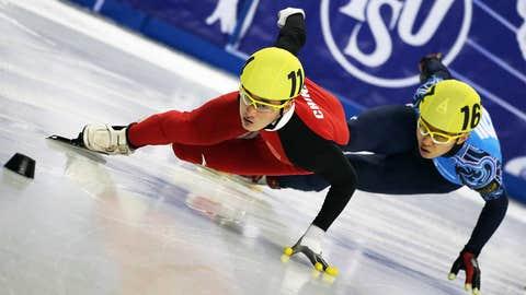 Viktor Ahn (Russia) — Short Track Speed Skating