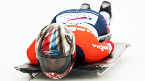 Shelley Rudman (Great Britain) — Skeleton