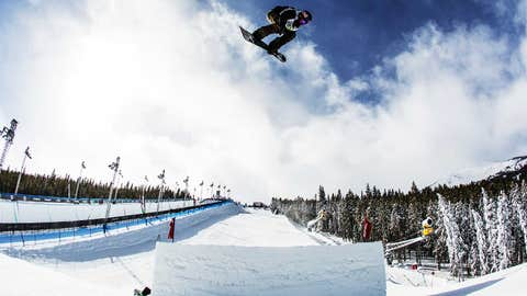 Mark McMorris (Canada) — Snowboarding