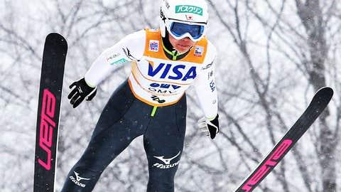 Sara Takanashi (Japan) — Ski Jumping