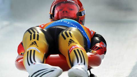 Felix Loch (Germany) — Luge