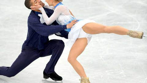 Robin Szolkowy and Aliona Savchenko (Germany) — Figure Skating