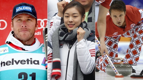 Road to Sochi: Athletes to Watch