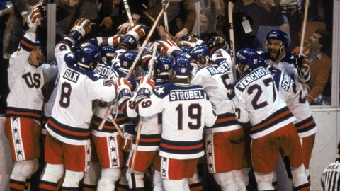 1980: Miracle on Ice