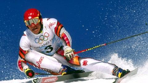 1998: Hermann Maier overcomes huge crash