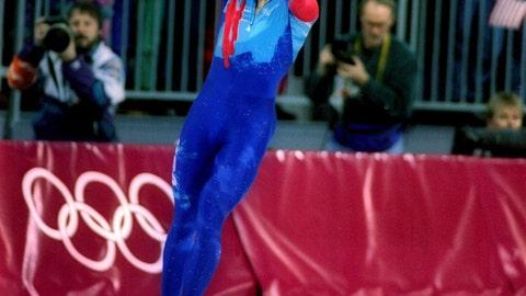 1994: Dan Jansen finally strikes gold