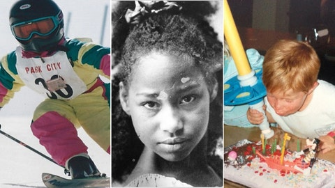 Before they were Olympians...