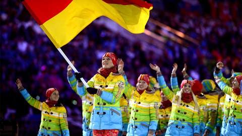 Germany's rainbow coalition