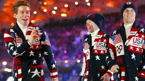 Team USA Olympic Uniforms