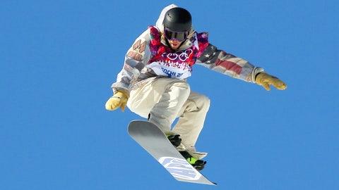 Sage Kotsenburg (Gold) — Snowboarding Slopestyle