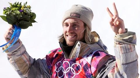 Kotsenburg strikes first Sochi gold