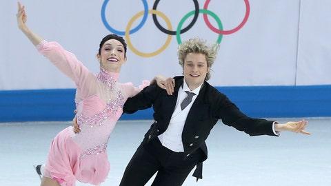 Davis and White make their Sochi debut