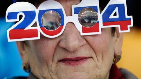 Patriotic eyewear