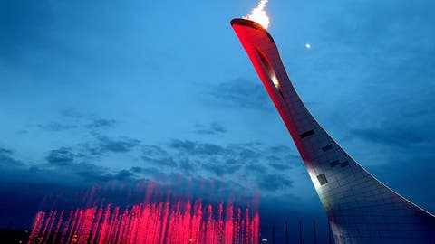 Best of Sochi from Monday