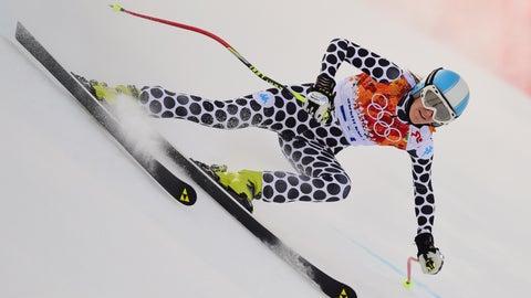 Spot-on skiing