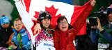 Gold medalist Alex Bilodeau cites brother as his greatest inspiration