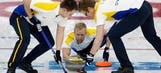 Sweden moves to 3-0 in men's curling; defending champ Canada falls