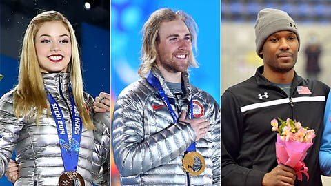 Team USA's Winter Olympians: A state-by-state breakdown