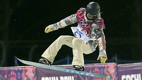 Farrington snowboards to halfpipe gold