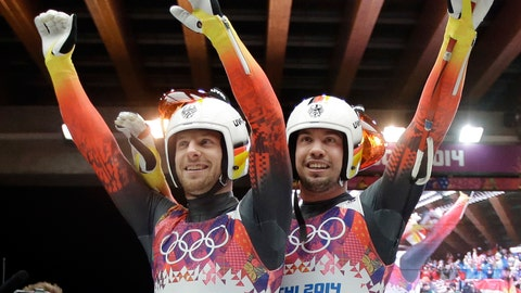 Tobias Wendl and Tobias Arlt