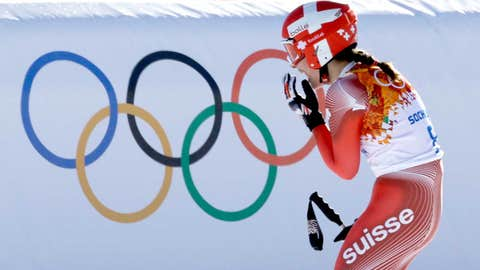 Great Olympic timing