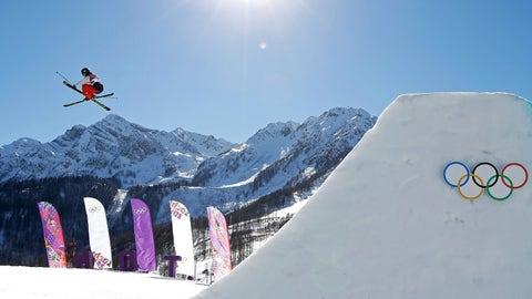 Gold medal, slopestyle