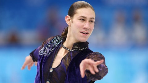 Jason Brown skates into medal contention