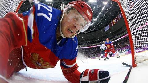 Tereshchenko gets netted