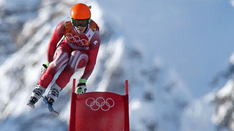 Swiss takes the alpine super combined