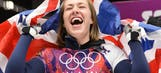 UK's Yarnold wins women's skeleton, USA's Pikus-Pace gets silver