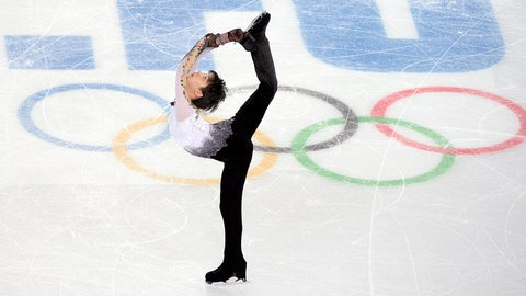 Hanyu holds onto the gold medal spot