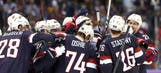 US upsets Russia in a shootout 3-2