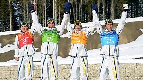 Sweden men's cross-country team