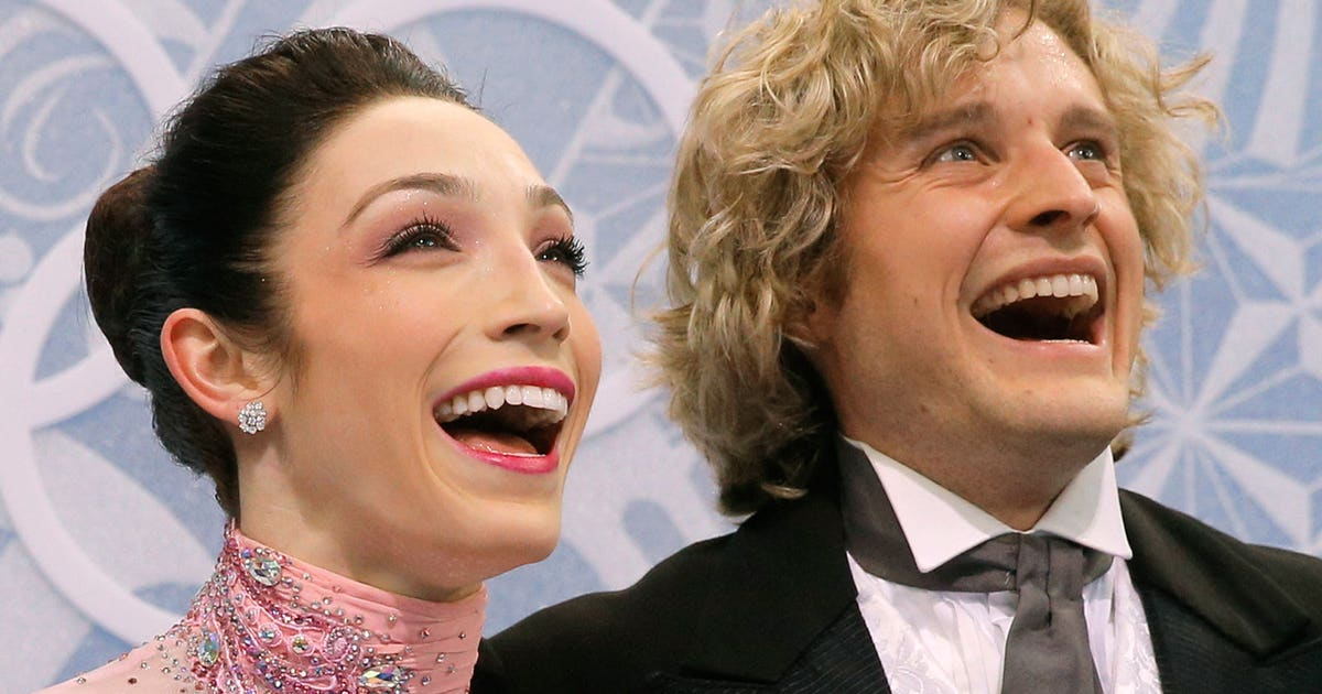 The Gallery For Meryl Davis Boyfriend: Davis And White Of US Lead Olympic Ice Dancing
