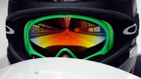 Goggle vision
