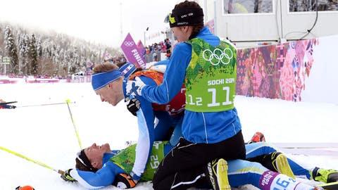 Finland cross-country sprint team