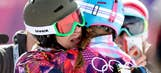 Former US snowboarder Wild wins parallel giant slalom gold for Russia