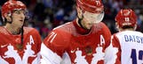 Russia can only watch as hockey team is ousted