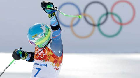 Ligety gets his groove back
