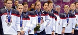 'Misery on ice': Team USA women fall one goal post shy of gold