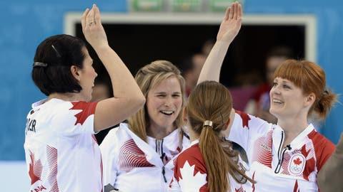 Canadian women's curling