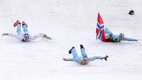 Sochi Winter Olympics: Thursday's best moments